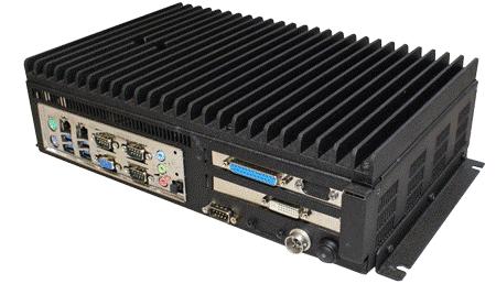 Figure 1: Rugged Marine Computer