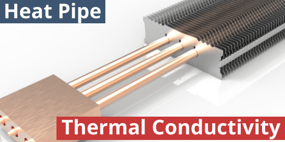 Heat Pipe Thermal Conductivity
